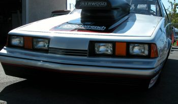 1987 Oldsmobile Firenza full