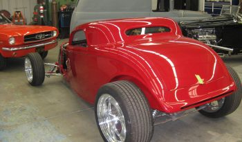 1933 Ford Speedstar full