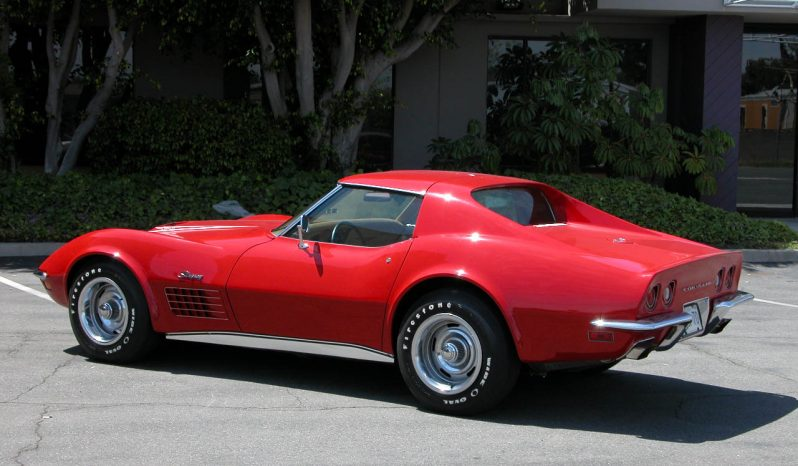 1970 Chevrolet Corvette LT-1 ZR-1 full
