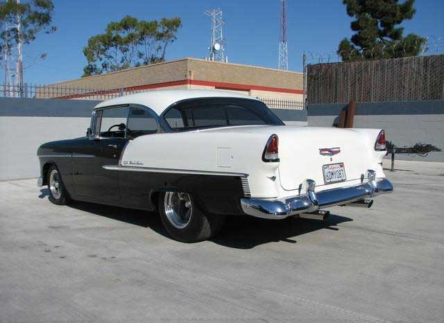 1955 Chevrolet Bel Air Sedan full