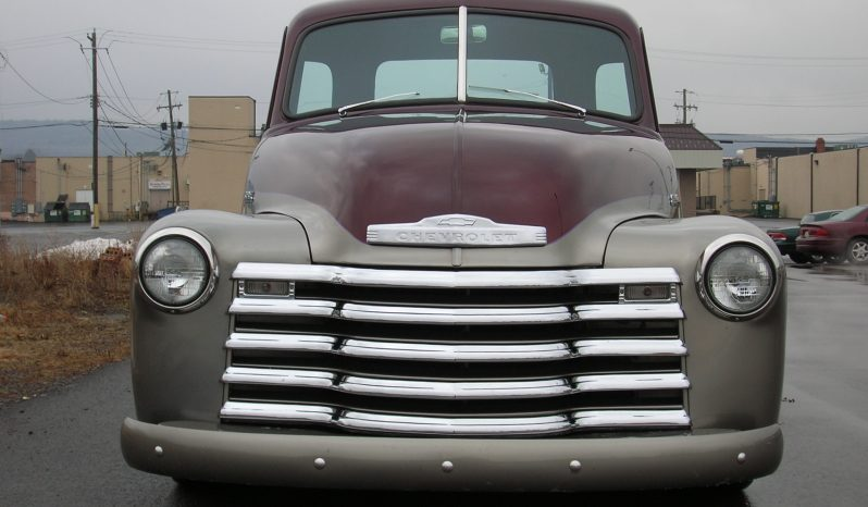 1951 Chevrolet Custom Pickup full