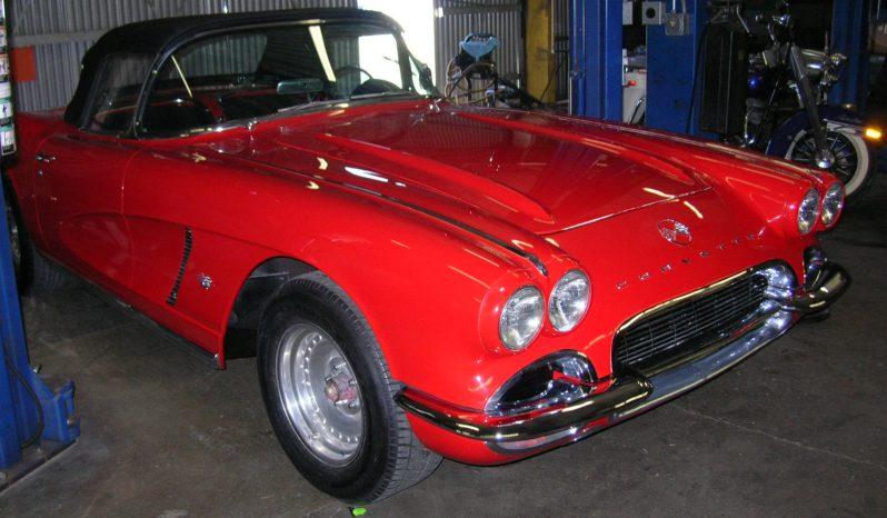 1962 Chevrolet Corvette full