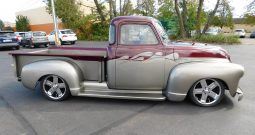 1951 Chevrolet Custom Pickup