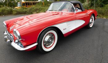 1958 Chevrolet Corvette full