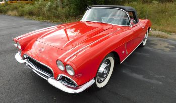 1962 Chevrolet Corvette full